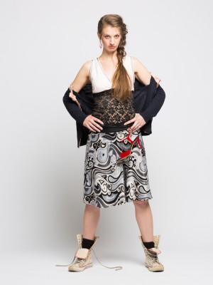 Tango Skirt Jazmín