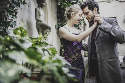Tango Couture Las Violetas