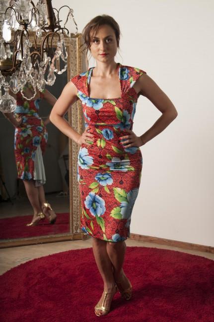 Tango Kleid Lorenza