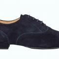 Tango Schuhe Herren Wildleder Nachtblau