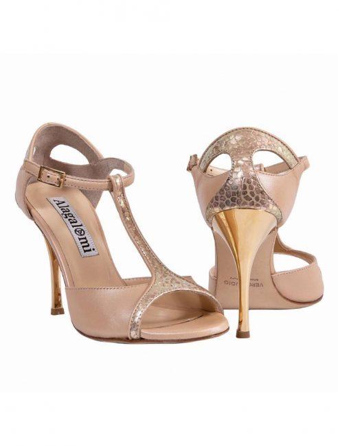 Tango Schuhe Zoe Toffee