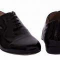 Tango Schuhe Alagalomi Lackleder schwarz